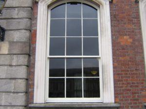 Dublin Castle UV Control Film